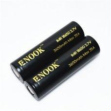 Аккумулятор 18650 Enook E2048 3600mAh