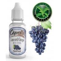 Ароматизатор Capella Сладкий Виноград Конкорд (Concord Grape with Stevia)