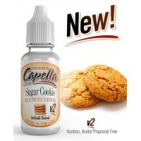 Ароматизатор Capella Сахарное Печенье v2 (Sugar Cookie v2)