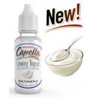 Ароматизатор Capella Сливочный Йогурт (Creamy Yogurt)