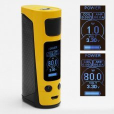 Бокс мод Joyetech eVic Primo Mini 80W Yellow
