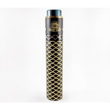 Steel Vape Sebone Mod Kit Black Gold