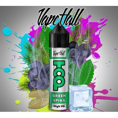 Жидкость VapeHall Green Spike для электронных сигарет