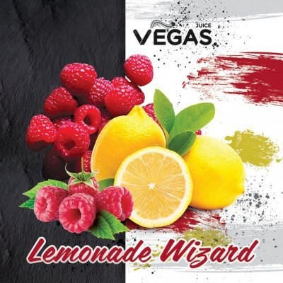 Жидкость Vegas Lemonade Wizard для электронных сигарет