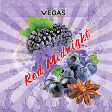 Жидкость Vegas Red Midnight